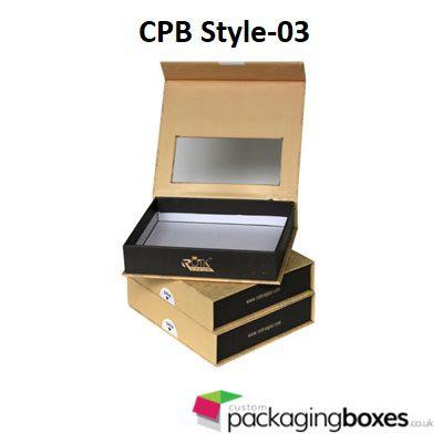 Window Tie Packaging Boxes 3