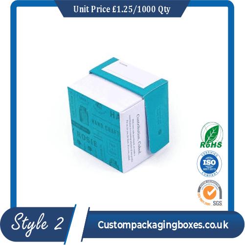 custom Sun Protection Cream Boxes sample#2