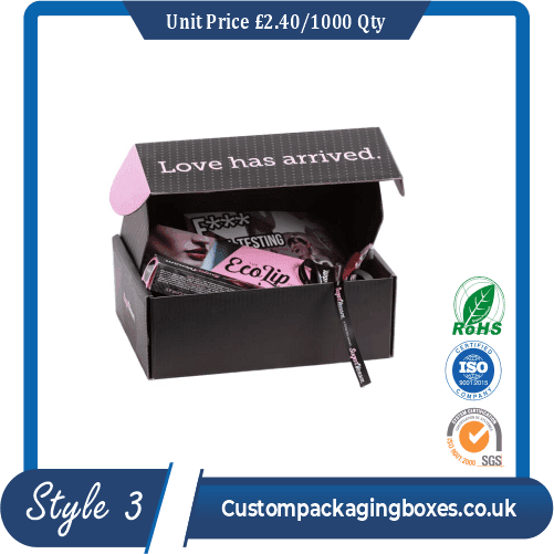 custom Sun Protection Cream Boxes sample#3