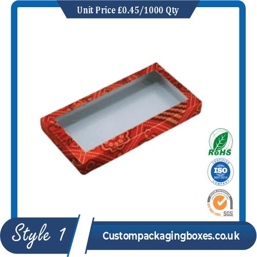 custom gift window boxes sample#1