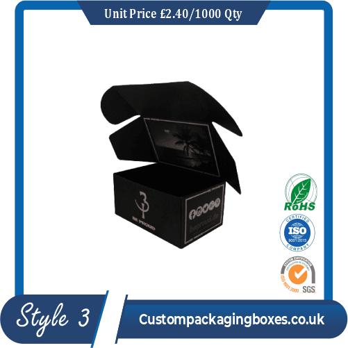custom wax stripes packaging boxes sample #3