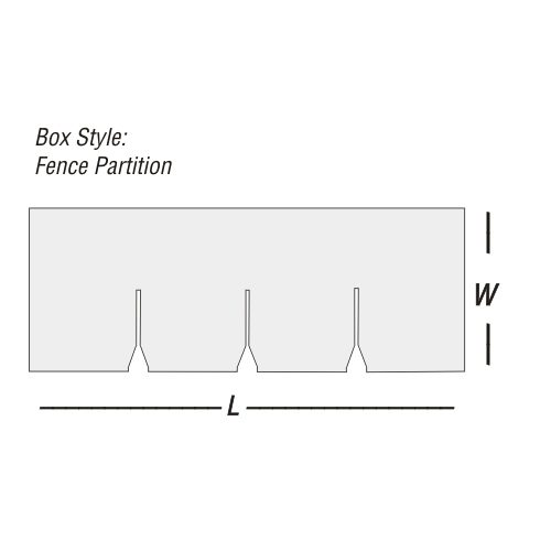 Fence Partitions Boxes 1