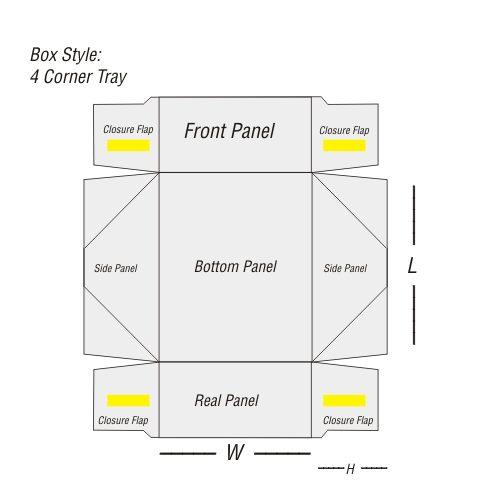 four-corner-tray-printing