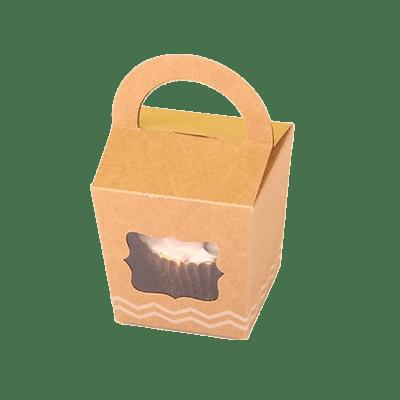 Kraft Handle Boxes 1