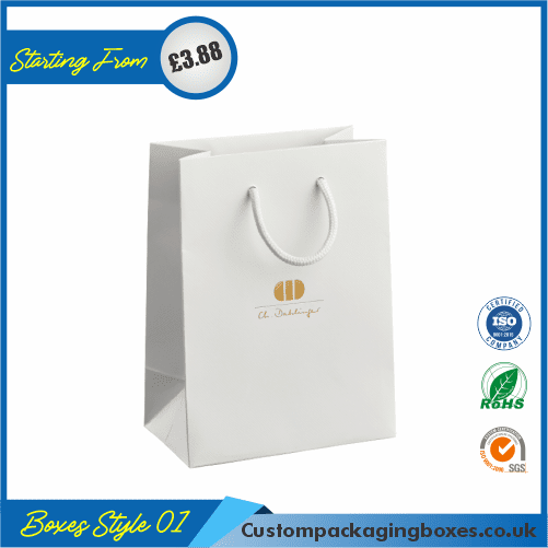 Paper Carrier Bags 01