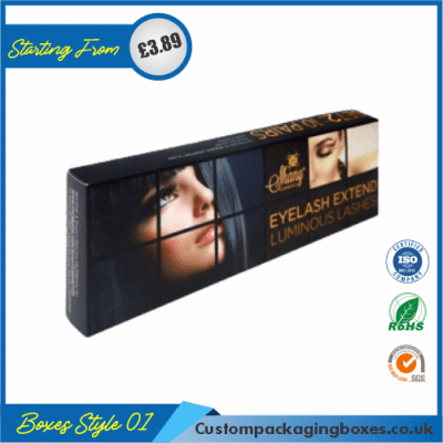 Eyelash Packaging Box 01