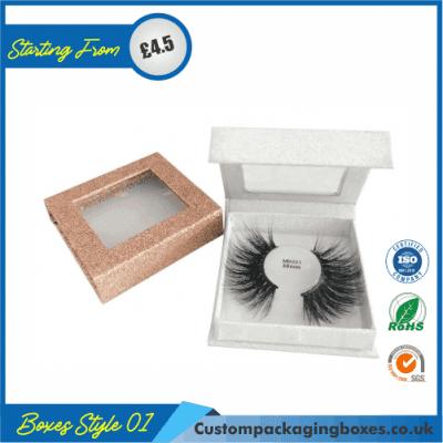 Eyelash Packaging Box 01