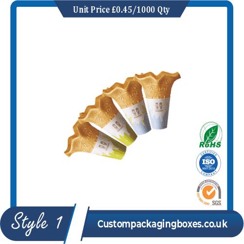 custom cone sleeve boxes sample#1