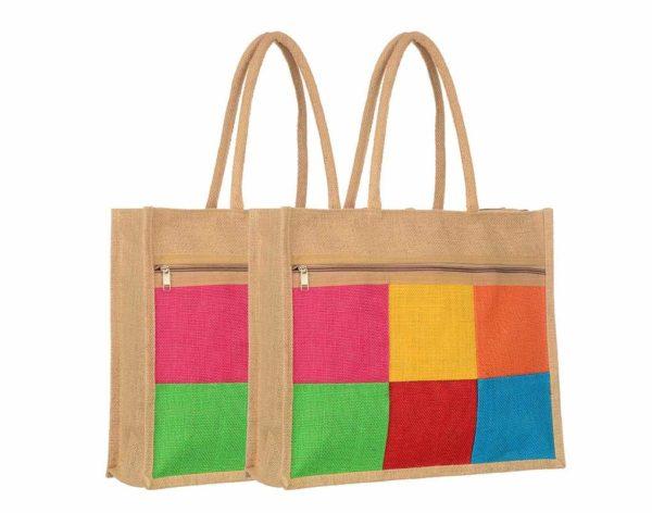 Sainik Jute Shopping Bags 2