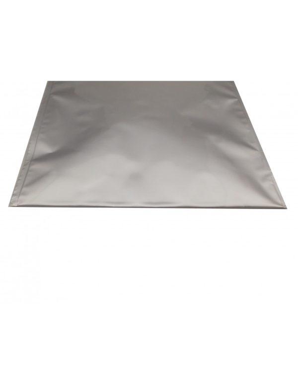Aluminium Silver Matt Flat Pouch (1)