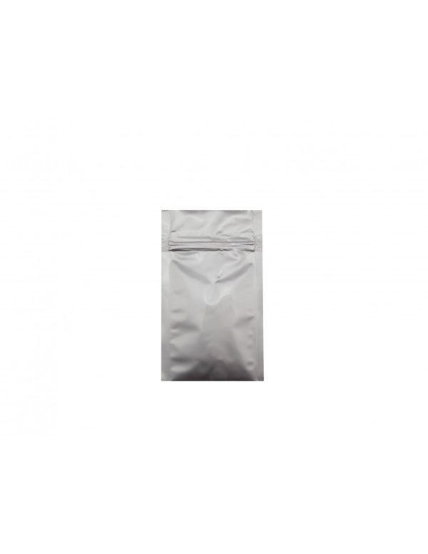 Aluminum Flat Pouch with Zip Lock 4