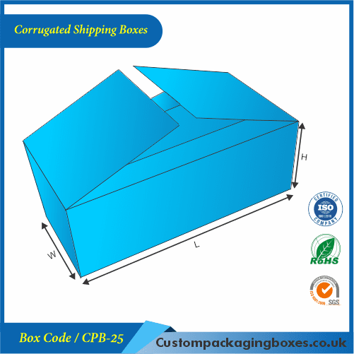 Corrugated Shipping Boxes 01