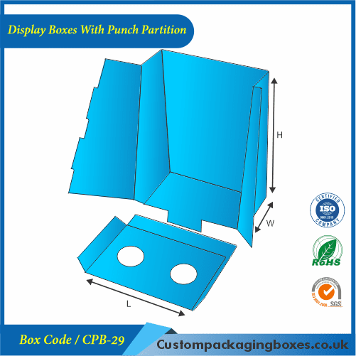 Display Boxes With Punch Partition 02