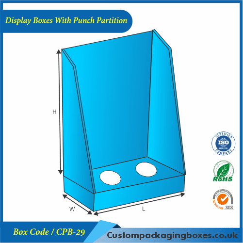 Display Boxes With Punch Partition 03