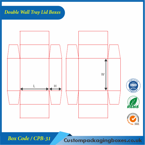 Double Wall Tray Lid Boxes 04