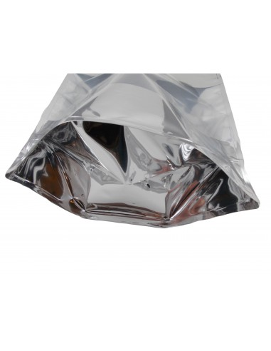 Extra Thick Stand Up Pouch with Window and Zip Lock 3