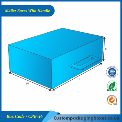 Mailer Boxes With Handle 01