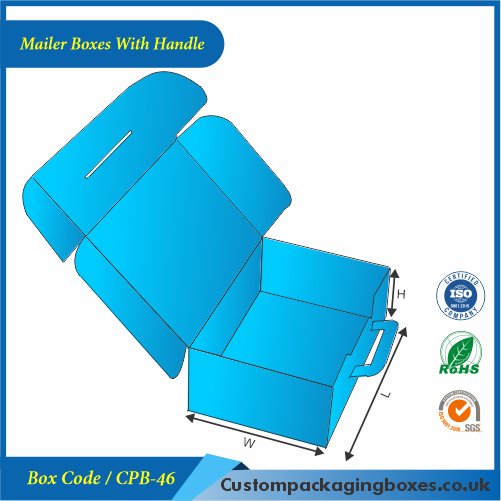 Mailer Boxes With Handle 02