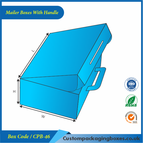 Mailer Boxes With Handle 03