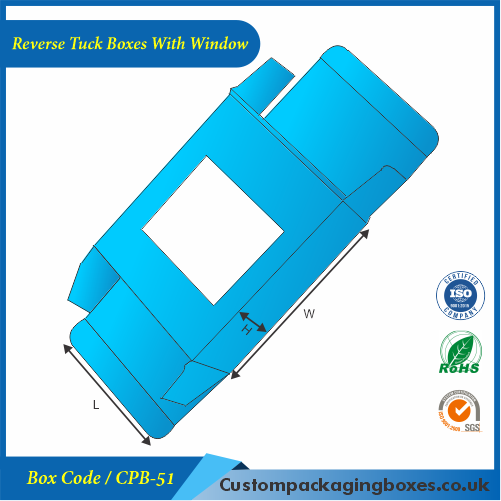 Reverse Tuck Boxes With Window 02
