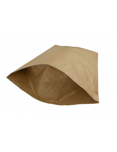 Extra Thick Kraft Paper Aluminium Stand Up Pouch with Zip Lock 3