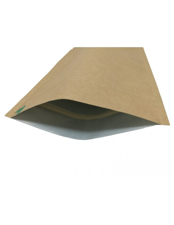 Fully Biodegradable High Barrier Pouch with Zip Lock 2