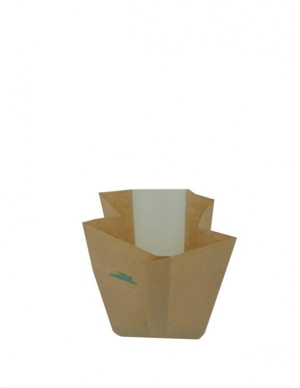 Window Fully Biodegradable Side Gusset Bag 4