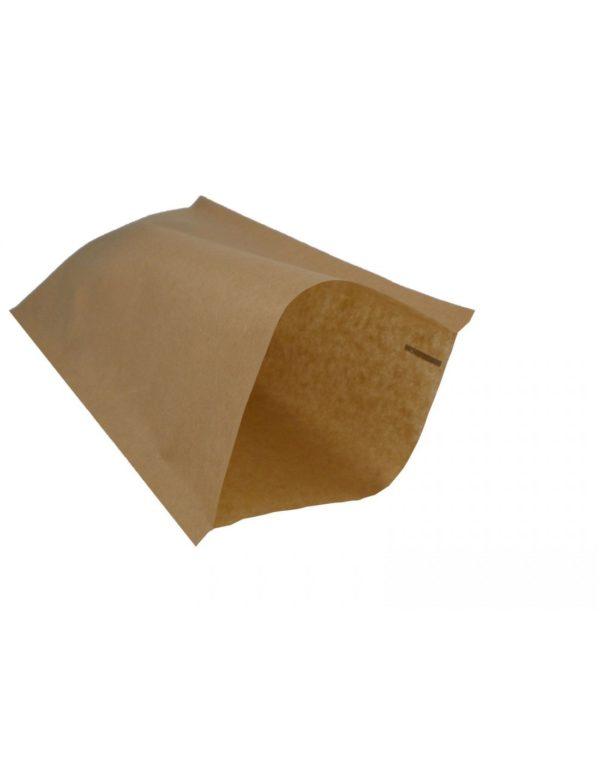Kraft Paper Flat Pouch 1