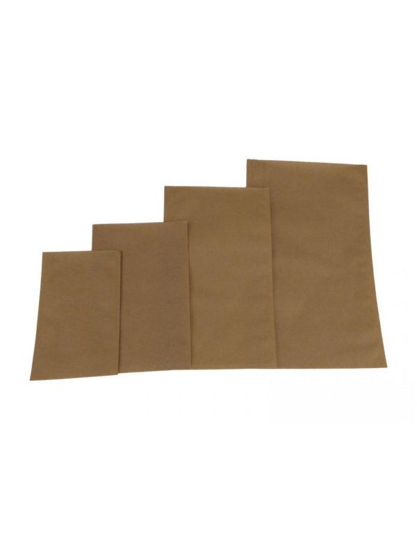 Kraft Paper Flat Pouch 4