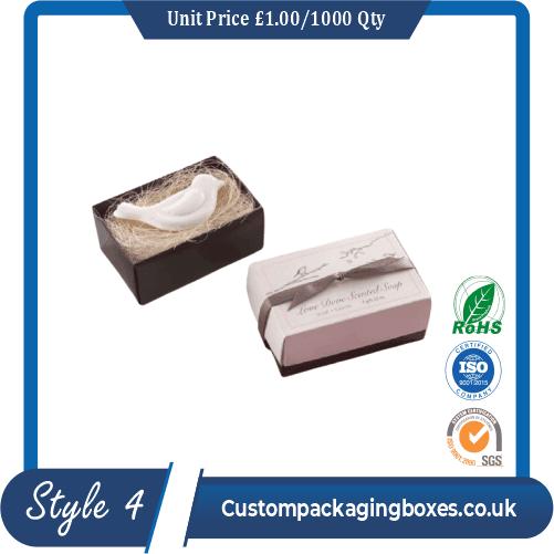 Paper Soap Boxes