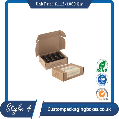 Essential Oil Packaging Box